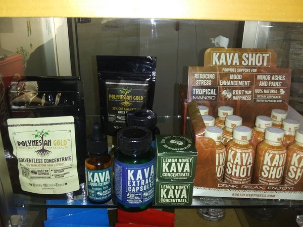 We carry the best Kava extracts including Polynesian Gold.